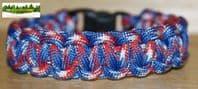 550 Paracord Bracelet Kit - Single Stitch